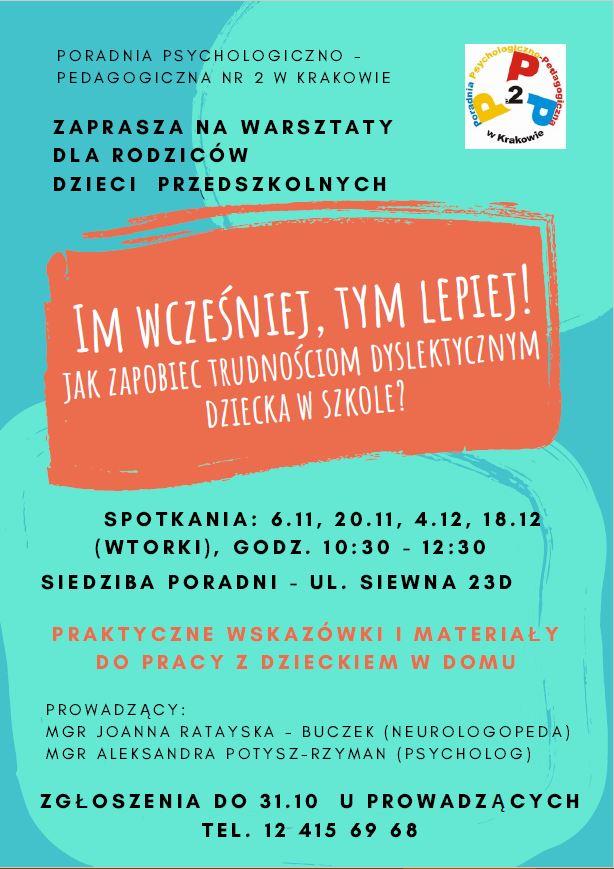 Akt5 Poradnia Psychologiczno Pedagogiczna Nr 2 W Krakowie