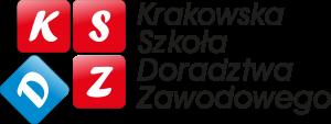 Logo Krakowskiej szkoły doradztwa zawodowego